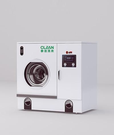 单缸双过滤干洗机